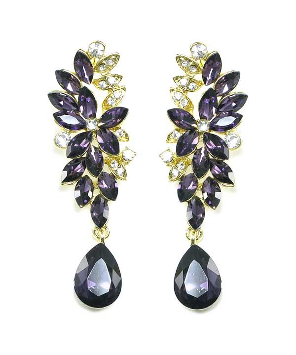 Charisse Crystal Earrings