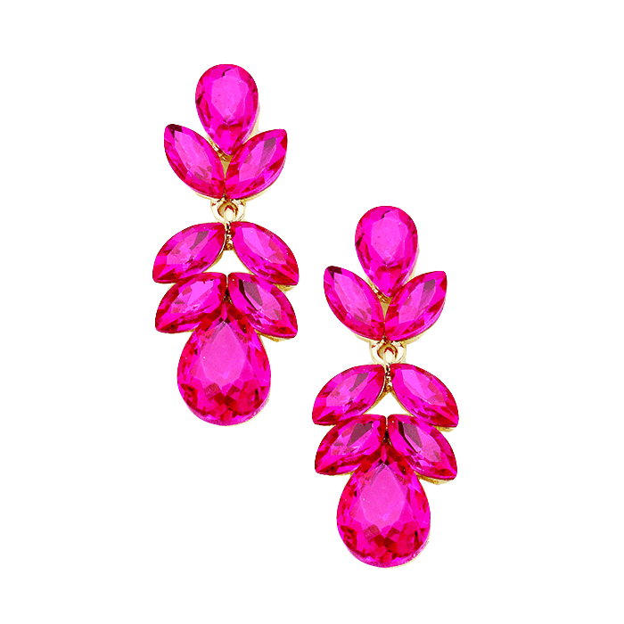 Romina Tear Drop Earrings
