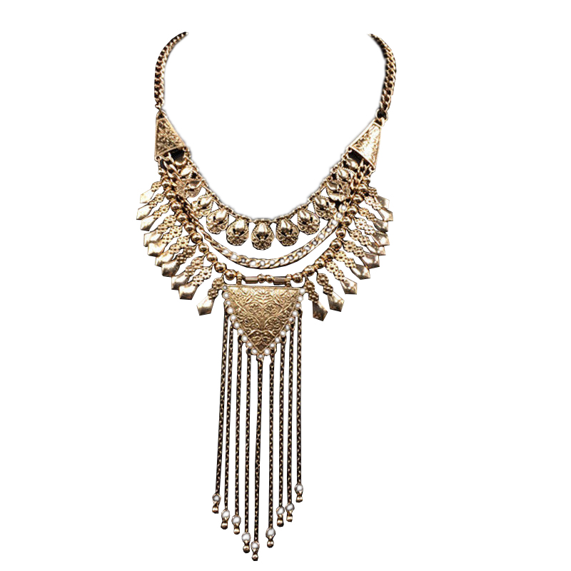 Cristi Boho Necklace