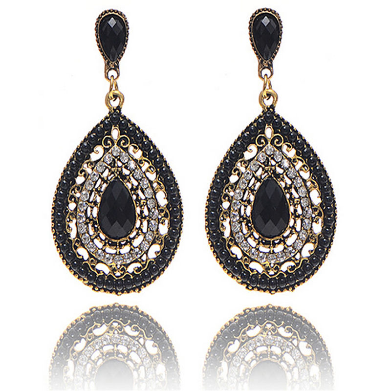 Bernadette Bead Earrings