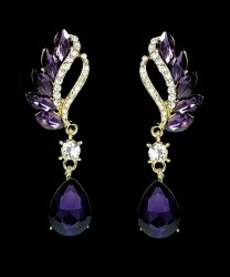 Apollina Tear Drop Earrings II..