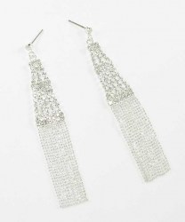 Empress Rhinestone Earrings II