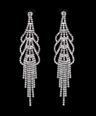 Dakota Rhinestone Earrings