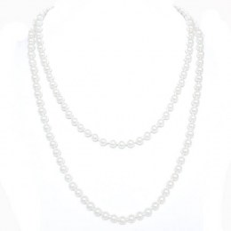 Hedda Faux Pearl Necklace.