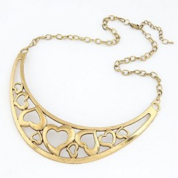 Mattie Crescent Necklace
