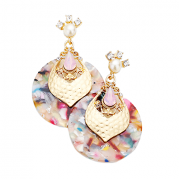Guadalupe Boho Earrings