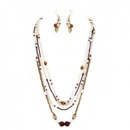 Julien Bead Necklace Set