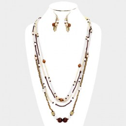 Julien Bead Necklace Set 2