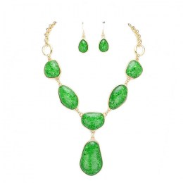 Fernanda Stone Necklace Set