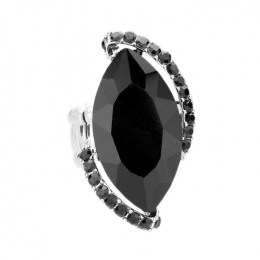 Parthenia Crystal Ring