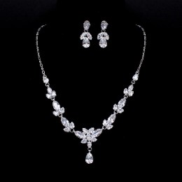Alair CZ Necklace Set
