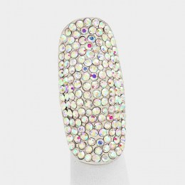 Brielle Rhinestone Ring.