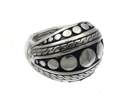 Alexandra Metal Ring