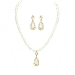 Fia Pearl Necklace Set I
