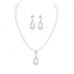 Liliana Pearl Necklace Set I
