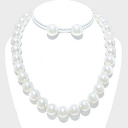 Constanza Pearl Necklace Set 2