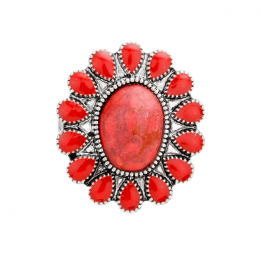 Chandra Stone Ring
