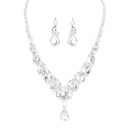 Rafaela Crystal Necklace Set