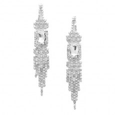 Paige Crystal Earrings