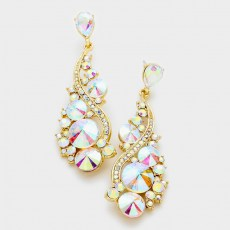 Dahna Crystal Earrings