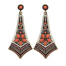 Roxanne Bead Earrings