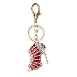 Shoe Keyring Red 2