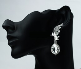 Nicci Rhinestone Earrings II