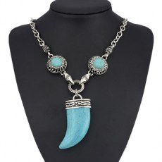 Chereen Turquoise Necklace