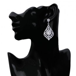 Teresina Rhinestone Earrings II
